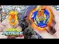 GOLD STRIKE GOD CHIP! BEYBLADE BURST GOD GUIDE REVIEW +QR CODE + BATTLE