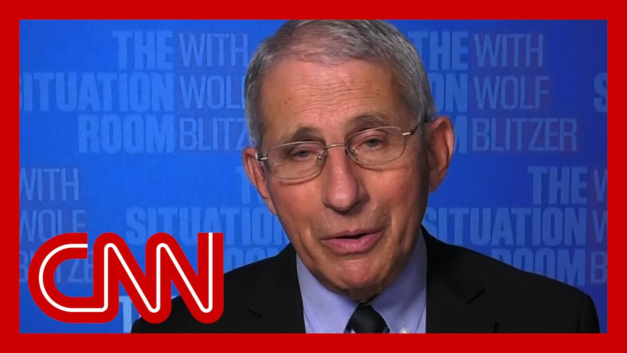 Dr. Fauci: Help is on the way to fight Covid-19