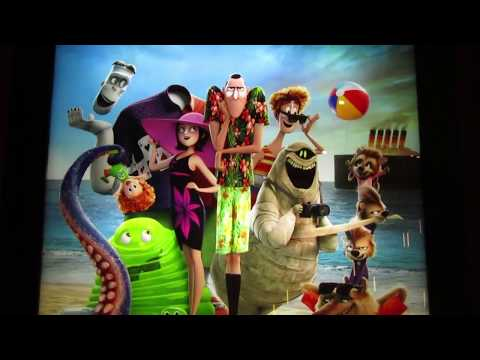 KenzChe - Hotel Transylvania 3 : A Monster Vacation Movie - Cinema XXI JCM