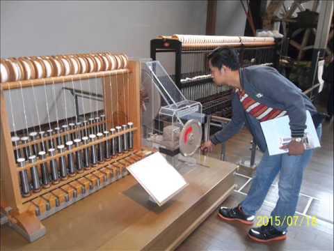 tour de museum toyota  nagoya japan