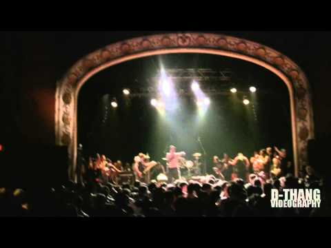 THE HOLLY SPRINGS DISASTER - UP IN SMOKE ( LIVE @ OPERA HOUSE / LAST SHOW EVER)