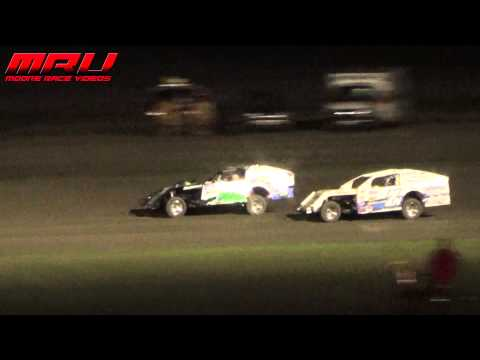 Modified Feature at Park Jefferson Speedway's Season Opener on May 9th