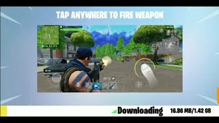 Download Fortnite in all android devices For free likh KE lelo || H.V.B.||