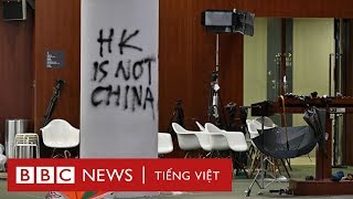 Liệu phong trào biểu tình ở Hong Kong có lụi tàn? - BBC News Tiếng Việt