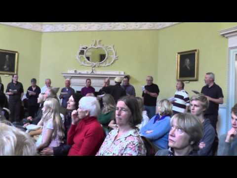 Eiki Koe 'Ofa 'a'au, Bath Assembly Rooms, Stephen Taberner Workshop 2014