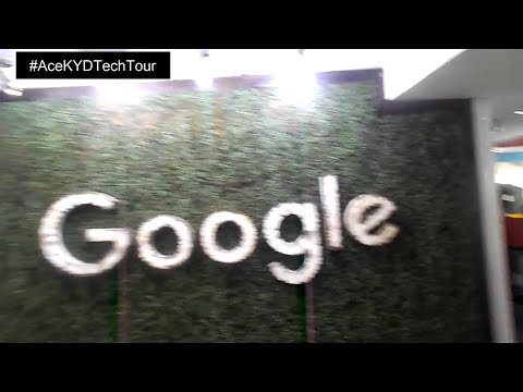 AceKYD Lagos Tech Tour - TechCity, Andela, Techpoint, Big Cabal and Google Nigeria