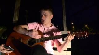 Петлюра - Жил мальчишка на краю Москвы под гитару
