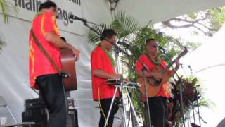 "Alan Akaka & The Islanders - ""Manuela Boy"""
