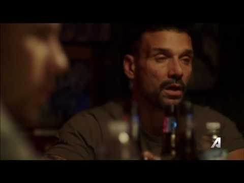 Kingdom 3x9 Nate comes out to Alvey