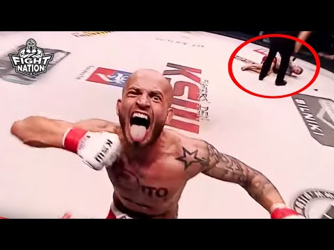 Top 20 KSW Highlights   Top KSW Fights And Knockouts