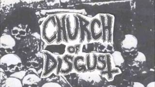 Church of Disgust - Death Fiend - Demo