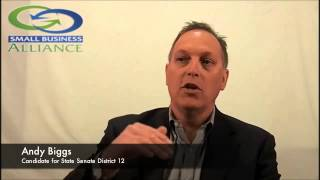 Andy Biggs for 2014 State Senate LD12 - Question 7
