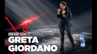 """Greta Giordano  """"The Climb"""" - Knockout - Round 1 - TVOI 2019"""