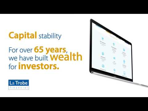 We've made investing easier with La Trobe Direct
