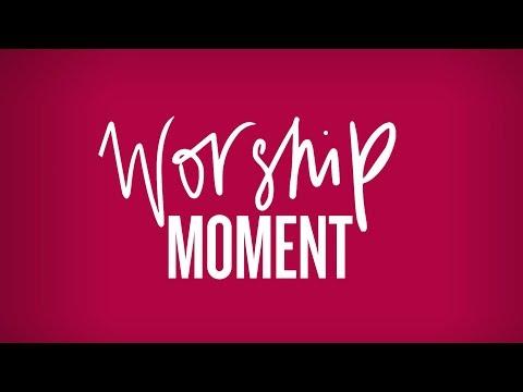 Worship Moment: Surrounded (Fight My Battles) + Spontaneous - Shaloma Webb
