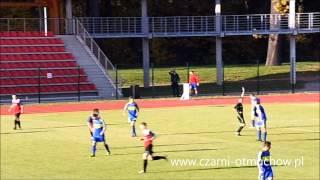 Stal Brzeg - Czarni 3:0 skrót