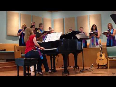 """""""This Is My Song"""" ~ Performed by the Unitarian Universalist Church of Ft. Myers Choir - Sun. 7/3/16"""