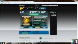 Japanese Internet Speeds - STANDARD HOME INTERNET CONNECTION (FIBRE OPTICS)