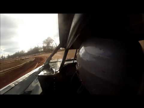 Michael Page Team18x Top 8 Crate Dash 2014 Cabin Fever Boyds Speedway