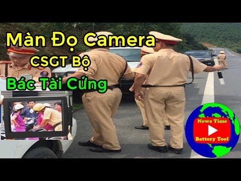 CSGT của Bộ Và Bác Tài Xế Cứng Nhất Năm Đọ Camera Cực Hay