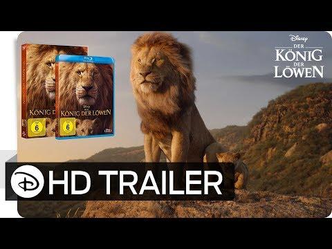 DER KÖNIG DER LÖWEN - Jetzt auf DVD, Blu-ray™ und als Download | Disney HD