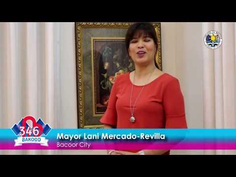 Video greeting from Bacoor City Mayor Lani Mercado Revilla