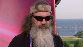 'Duck Dynasty' star premieres new film at the RNC