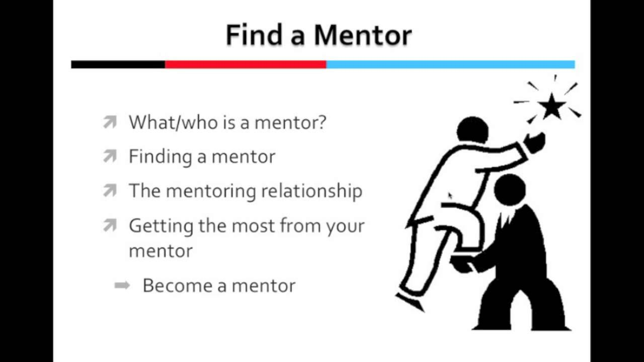 tecc video of engineering career guide finding a mentor tecc video 3 of 7 engineering career guide finding a mentor