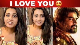 Madhavan-க்கு 100 வது முறை love சொன்ன Priya Bhavani Shankar | Maara | Indian 2 |charlie |Tamil News