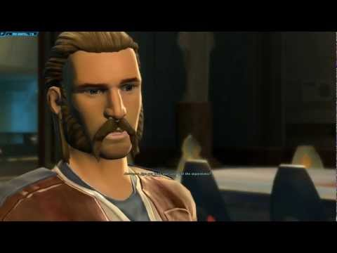 HD Smuggler Intro Story Dialog Part 3 SWTOR Star Wars The Old Republic Beta