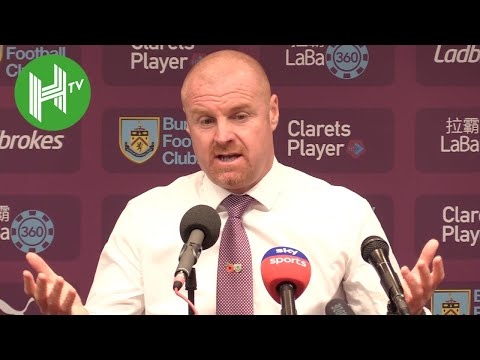 Burnley 0-4 Chelsea | Sean Dyche hails 'scintillating' Chelsea after Turf Moor thumping