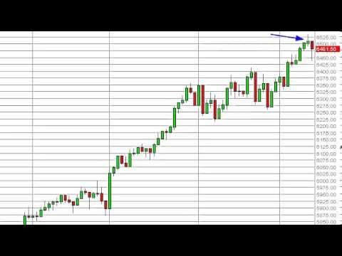 FTSE 100 Technical Analysis for March 14, 2013 by FXEmpire.com