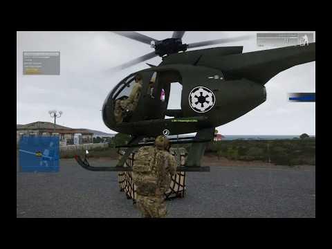 ARMA 3: Expert Logistics