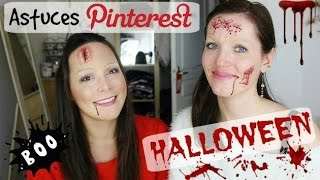 Astuces Pinterest spécial Halloween