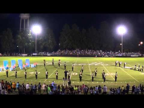 Loretto High School Band August 29, 2014
