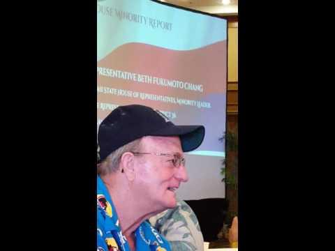 Beth Fukumoto Hawaii Republican Convention!