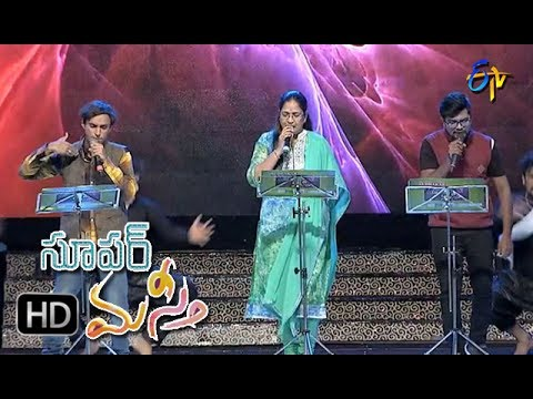 Vilaya Pralaya Moorthy Song |Malathi,Prasad,K.C Performance | Super Masti | Khammam | 25th June 2017
