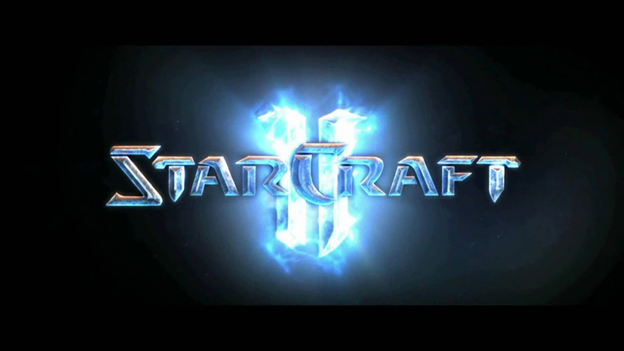 Animated Skull Wallpaper Starcraft 2 Logo Animation Full Hd Youtube