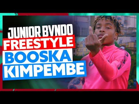 Youtube: Junior Bvndo | Freestyle Booska Kimpembe