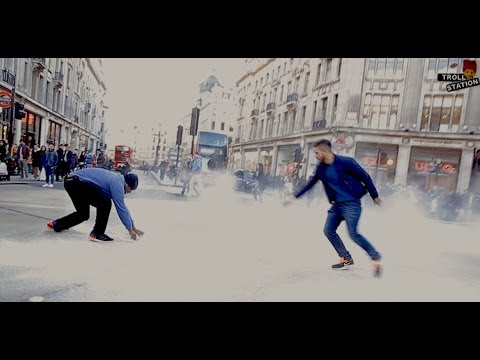 Cocaine In Public Prank in London