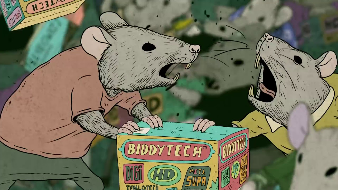 Happiness, de Steve Cutts - YouTube