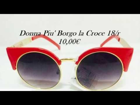 Nuova collezione occhiali da sole Donna Più Firenze