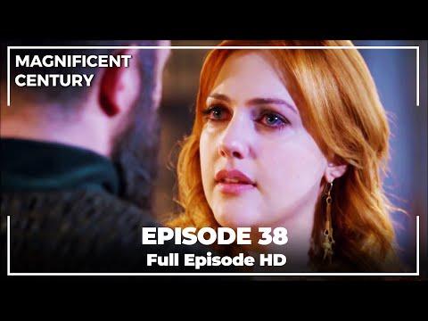 Magnificent Century Episode 38 | English Subtitle
