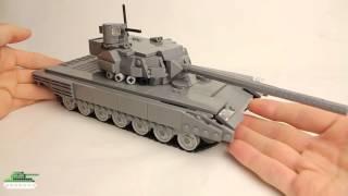 Т 14 армата LEGO