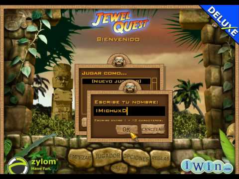 Walkthrough: Jewel Quest Deluxe - Intro