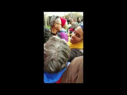 Oakland School Board Director CHOKING teaher - Jumoke Hinton-Hodge Assaulting/Choking Teacher