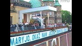 Jan Paweł II 1997 Częstochowa homilia cz2