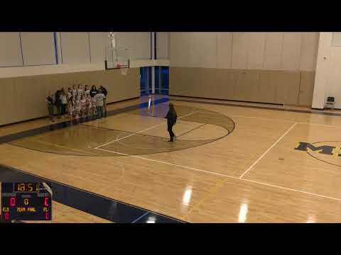 Merion Mercy Academy vs. Nazareth Academy JV Womens' Basketball