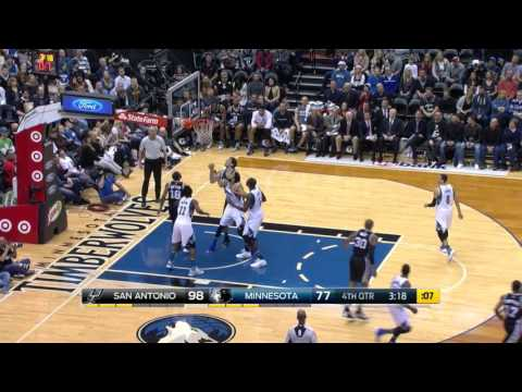 David West Full Game Highlight VS Minnesota Timberwolves (13Points,5Rebounds)
