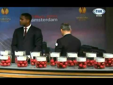 Sorteo Dieciseisavos de Final Champions League (20/12/2012) Draw Europa League